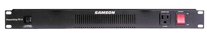 Review Samson PowerStrip PS15 Rackmount