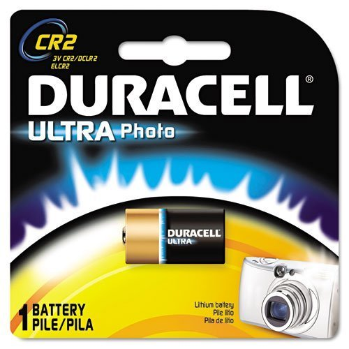 Duracell Products - Duracell - Ultra High Power Lithium Battery, CR2, 3V - Sold As 1 Each - Latest advance in primary battery technology. - Lightweight, compact, high performance power source. - High ...
