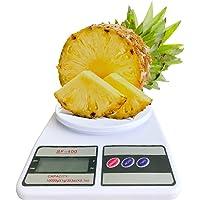 Balança Cozinha Farmácia Digital 10 Kilos Eletrônica Pratica
