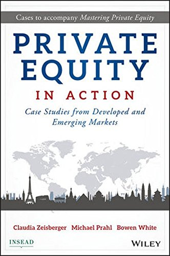 Price comparison product image Private Equity in Action: Case Studies from Developed and Emerging Markets
