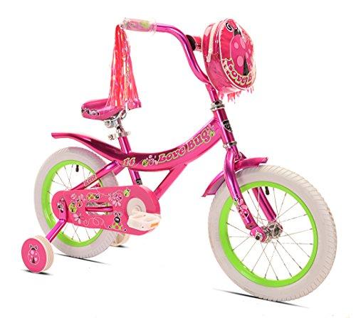 Kent Love Bug Bike, 14-Inch (14 In Girls Bike)