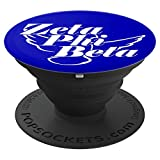 Zeta Phi Dove Paraphernalia Beta Gift for Friend Sister - PopSockets Grip and Stand for Phones and Tablets