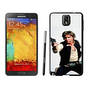 Samsung Galaxy Note 3 Han Solo Black Screen Cellphone Case Fashion and Newest Design