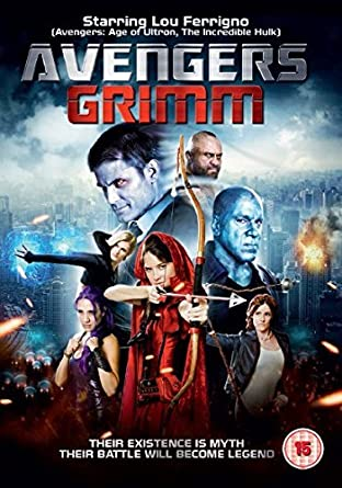 avengers grimm full movie watch online