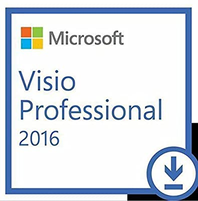 Microsoft Visio Pro 2016 Full 1 User lifetime License key PC download
