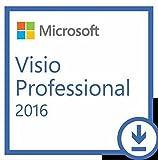 Image of Microsoft Visio Professional 2016 Full 1 User lifetime License key PC download