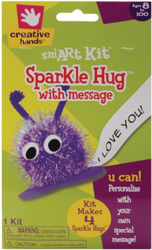 Fibre Craft Sparkle Hug Kit