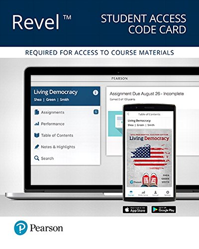 Revel for Living Democracy, 2016 Presidential Election -- Access Card (5th Edition)
