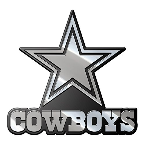 NFL Dallas Cowboys Premium Metal Auto Emblem