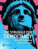 img - for The Struggle for Democracy, 2016 Presdential Election Edition book / textbook / text book