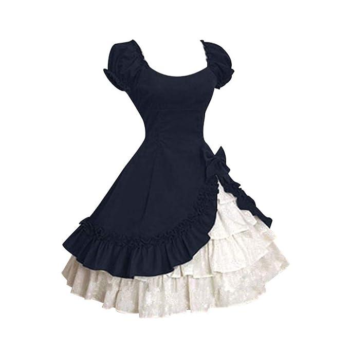 7bced20265 Amphia Vestido Lolita