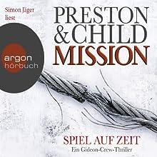Mission: Spiel auf Zeit (Gideon Crew 1) Hörbuch von Douglas Preston, Lincoln Child Gesprochen von: Simon Jäger