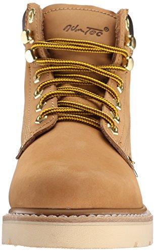 Adtec Femmes 6 Nubuck Travail Boot Tan Travail Boot Tan