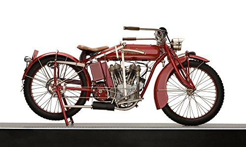 1917 Indian Motorcycle - 6
