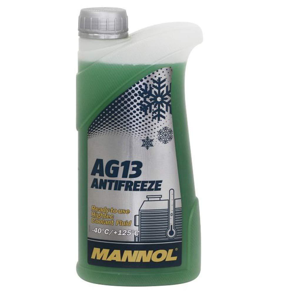 Mannol AG13 MN4013-1 - Liquido antigelo per auto