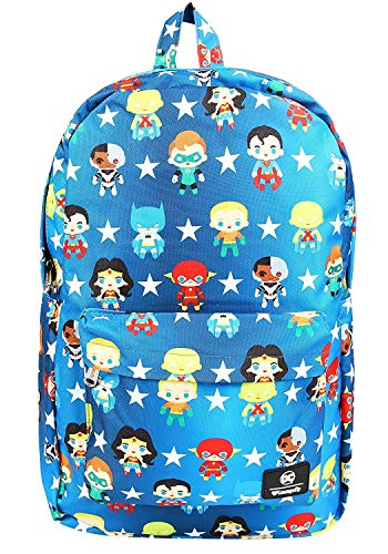 Loungefly DC Comics Justice League Characters Backpack Standard