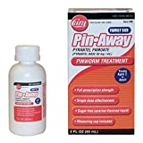 CARA Pin-Away Pinworm Medicine, 2 Fluid Ounce
