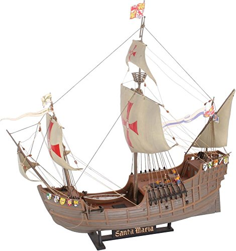 Revell Germany Columbus Ship Santa Maria Model Kit Santa Maria Ship