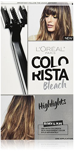 L'Oreal Paris Colorista Bleach, Highlights