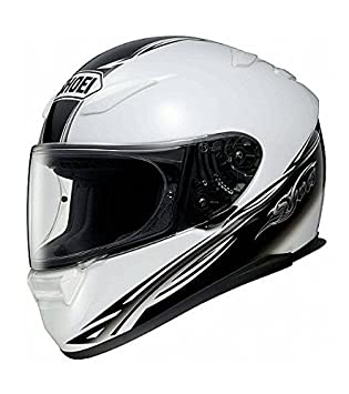 Shoei XR de 1100 Swell TC de 6 casco integral NEGRO BLANCO talla L de bikerworld