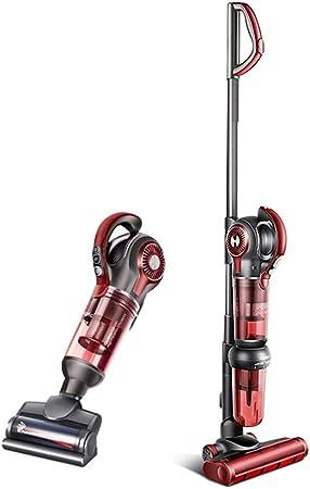 Aspirador Sin Cable, Aspirador Escoba, 2 En 1 Escoba Aspirador Ciclónico Batería De Litio Ultraligera Silenciosa Inalámbrica, 300W,: Amazon.es: Hogar