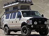 Off-Road Camper Wars! Ford 4x4 Sportsmobile vs Pace Arrow RV