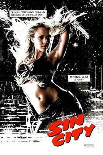 Posters: Sin City Poster - Nancy, Jessica Alba
