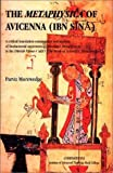 The Metaphysica of Avicenna 9781586841508