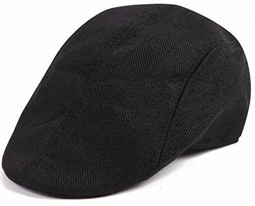 [NET-O] 秋 ハンチング メンズ レディース ユニセックス ゴルフ帽子 プレゼント 父の日 COOLメッシュタイプ 無地 Tシャツ 1枚で決まる  5カラー