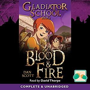 Gladiator School Book 2 Hörbuch