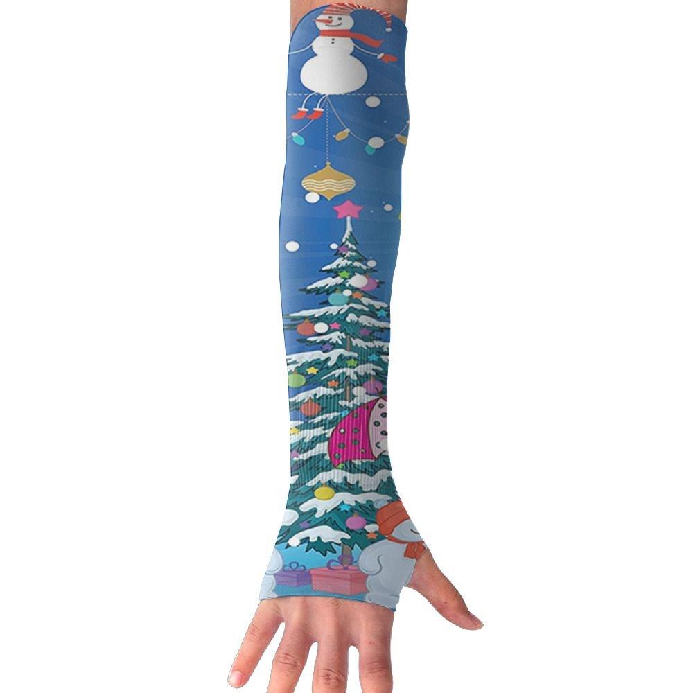 Mangas de protección UV para los brazos de los muñecos de nieve de ...