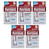 Kerasal Nail Fungal Nail Renewal Treatment - 0.33 oz, Pack of 5