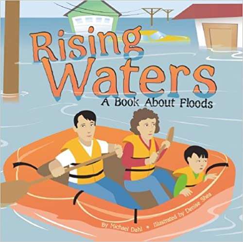 Book Rising Waters: A Book About Floods (Amazing Science: Weather)