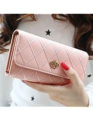 ABC® Women Clutch Long Purse Leather Wallet Card Holder Handbag Bags