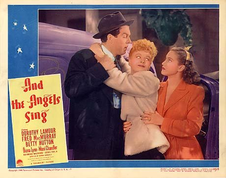 And the Angels Sing (1944) (Movie)