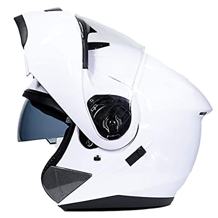 Amazon.es: BESHU Casco plegable modular para casco de ...