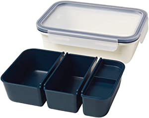 IKEA IKEA 365+ Lunch Box With Containers Rectangular 403.887.25 Size 34 oz