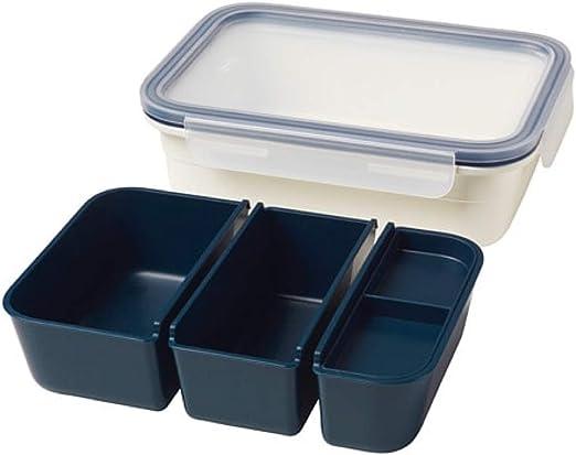 IKEA 365+ - Fiambrera rectangular con recipientes (365 unidades, tamaño 403.887.25): Amazon.es: Hogar