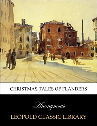 Christmas tales of Flanders