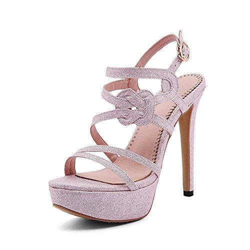 Donna AdeeSu Rosa 35 Pink Ballerine XgqXw4x7H