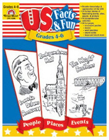 U.S. Facts & Fun/Grades 4-6