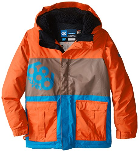 Youth Snowboard Jacket - 8
