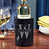 Oakmont Personalized Marble Wine Chiller (Customizable Product)