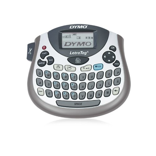 DYMO LetraTag Plus LT-100T label (Best Portable & Gadgets Label Printers)