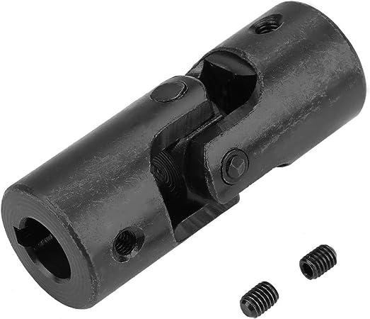Cardan 10mm,Axe de Joint Universel,Joint Universel pour Moteur de Mod/èle RC,Tel Que Mod/èle davion,de Model Boat et de Robot etc ID:10mm//OD: 20mm