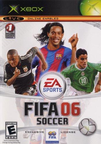 FIFA Soccer 06 - Xbox (Class Ball World Soccer)