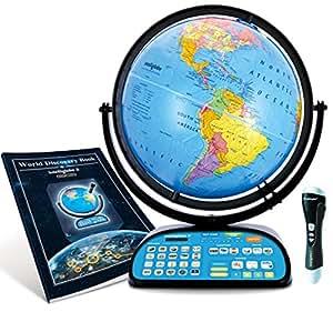 Replogle Globes 39870  Intelliglobe II, 12 Inch