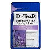 Dr Teal's Epsom Salt Soaking Solution, Soothe & Sleep, Lavender, 3lbs
