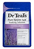 Dr Teal's Epsom Salt Soaking Solution, Soothe & Sleep, Lavender, 3lbs