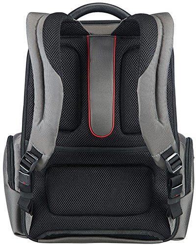Samsonite Pro DLX 4 Sac Dos Ordinateur 15,6 Pouces, 48 cm, 24 L, Noir
